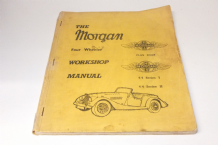 Morgan Four Wheeler Workshop Manual : The (Dowdeswell 1960)